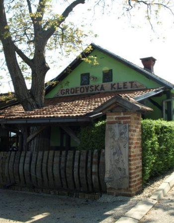 Kmečki turizem Grofovska klet