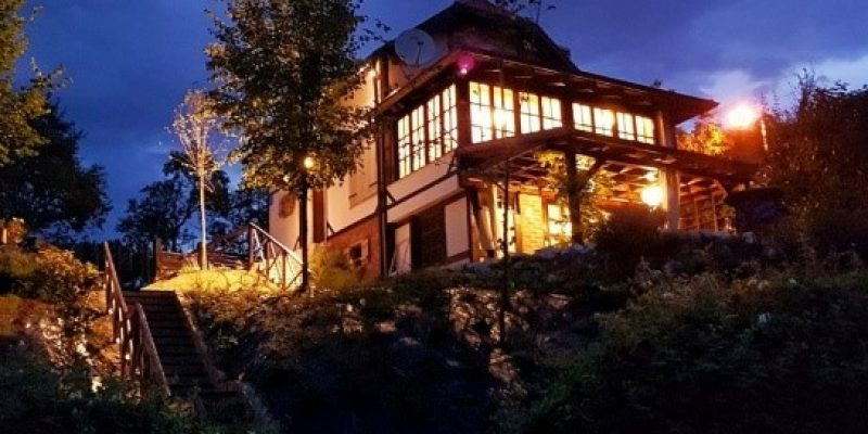 Hiša za odmor Čarobni breg