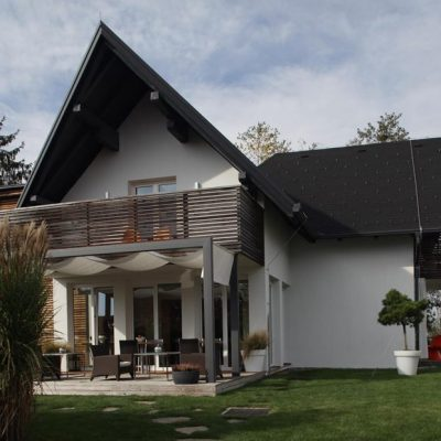 Sončna hiša Banovci